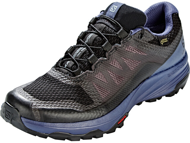 Salomon XA Discovery GTX Shoes Women black/crown blue/ebony